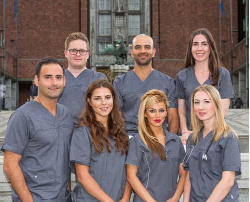 Vi på Majorstua Tannlegene utför vanlig tandbehandling, estetiska och avancerade tandbehandlingar. Vi sätter dig som patient i fokus, lyssnar på dina behov och uppmärksammar din vilja.