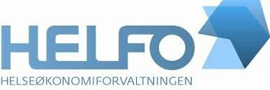 Bildet viser Helfo's logo.
